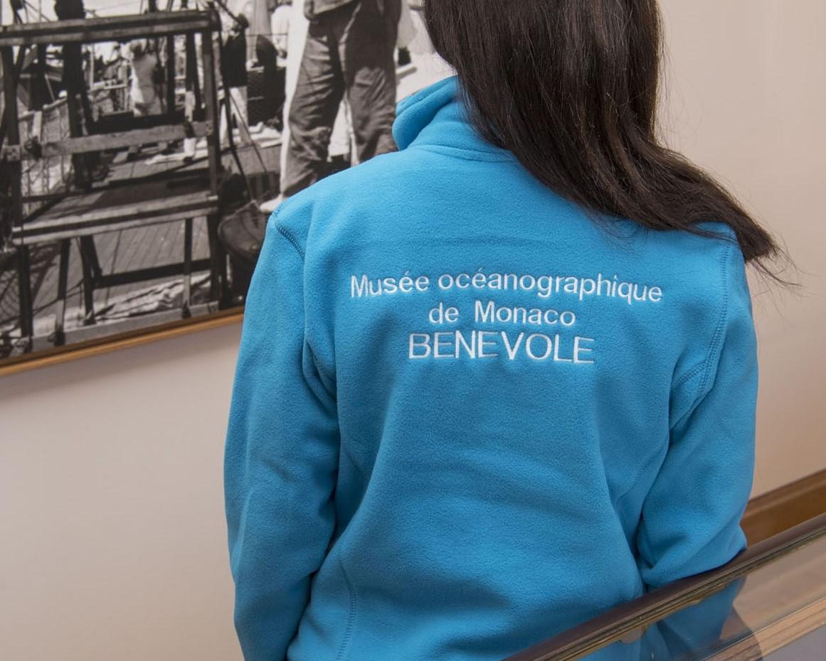 Bénévole à l'Association des Amis du Musée océanographique